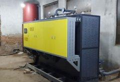 亚飞凌甘肃省庆阳市中石油3台电磁热水锅炉取暖
