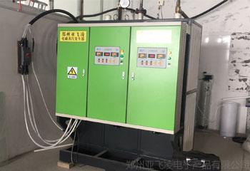 亚飞凌食品厂0.3吨电蒸汽锅炉项目