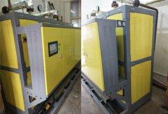 亚飞凌五洲矿业400KW电磁蒸汽锅炉项目