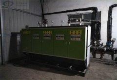 亚飞凌焦作木业公司胶合板生产线煤改电400千瓦